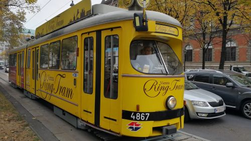 Vienna Ring Tram © echonet.at / rv