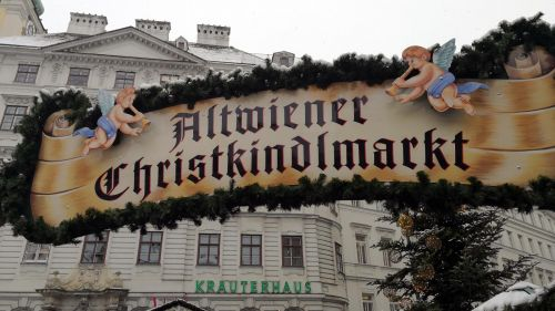 Old Viennese Christmas Market Freyung Vienna © echonet.at / rv