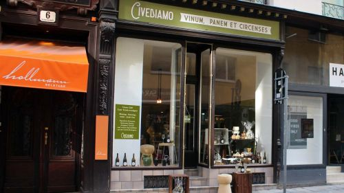 Civediamo: Bar and Vinery in Vienna © echonet.at / rv